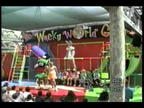 Six Flags AstroWorld Looney Tunes Wacky World Games 2