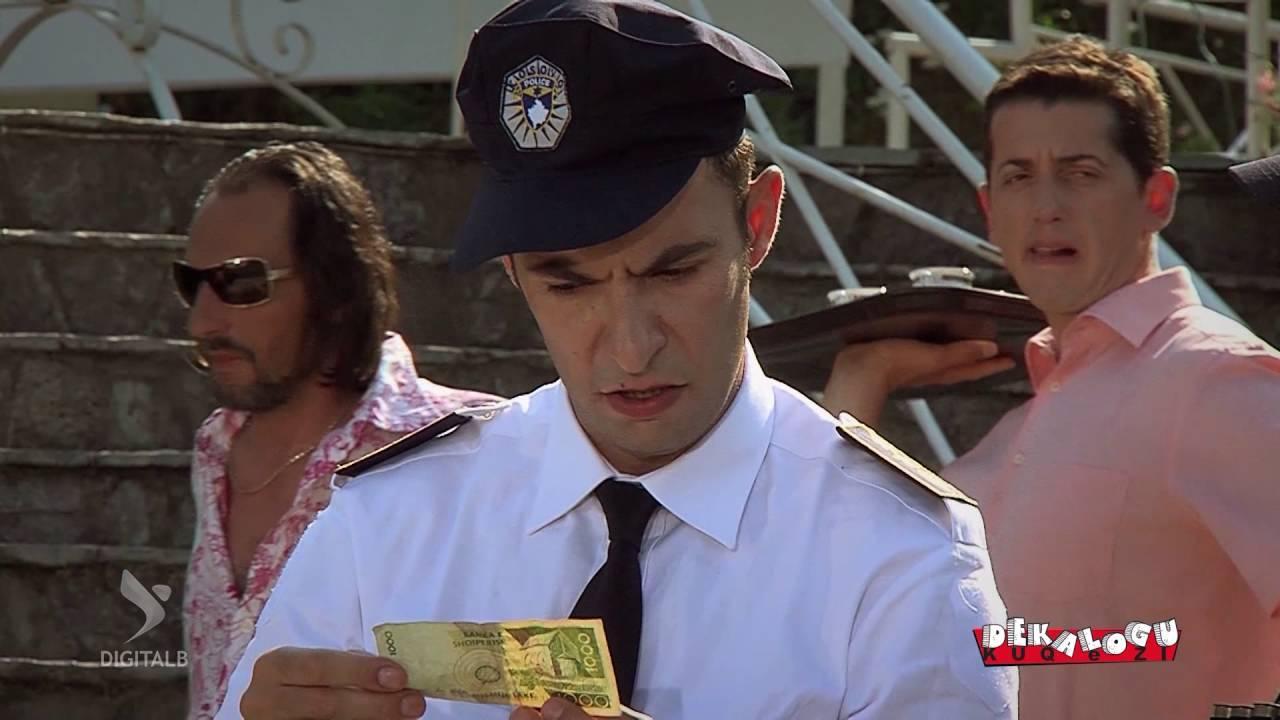 Dekalogu Kuq e Zi – Policet