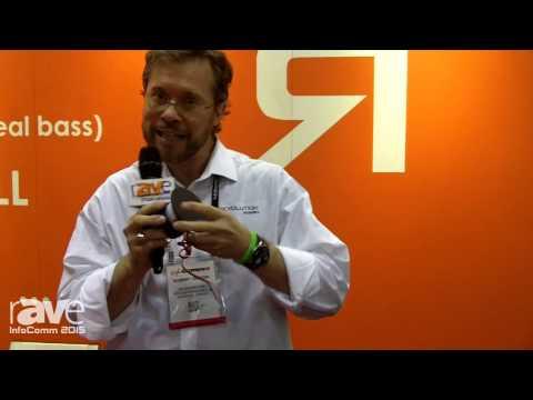 InfoComm 2015: Revolution Details SSP6 Multiducer Driver