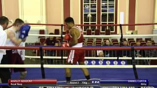 Haringey Box Cup QF - Marley Abadom vs Daniel Curtin