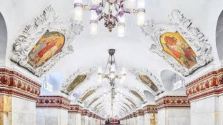 Moscow Metro | Моско́вский метрополите́н