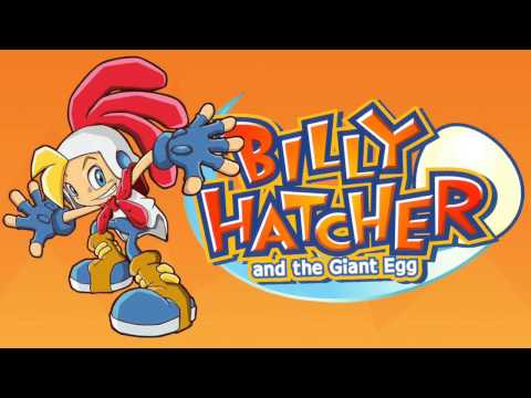 Pinball-Like Echo - Billy Hatcher and the Giant Egg [OST]