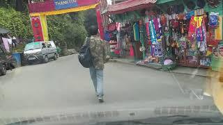 Way to Darjeeling from Pashupati Market, Nepal