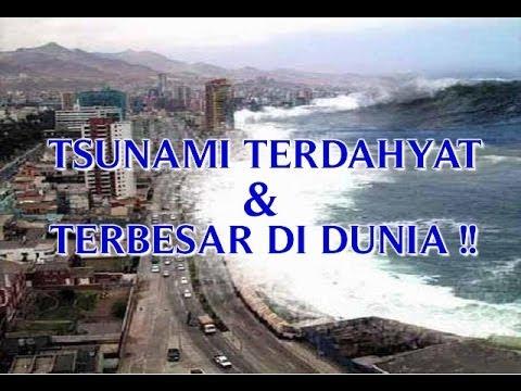 VIDEO TSUNAMI