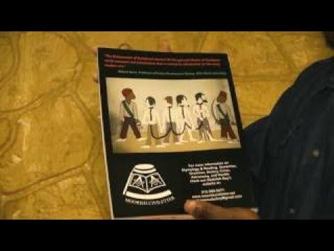 Abdullah El Talib Mosi Bey Moors and Masonry (1 of 2)