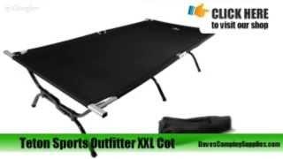 Teton Sports Outfitter XXL Cot