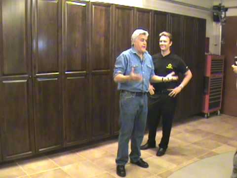 Jay Introduces Garage Envy (Flooring & Cabinets)