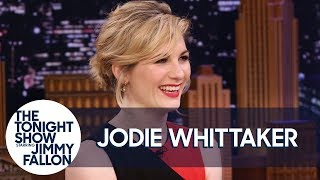 Jodie Whittaker on Being Welcomed Into the Doctor Who Universe
