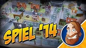 Spiel '14 - Zombiespiele auf der Messe in Essen