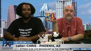 Anybody Read the Bible? | Chris - Phoenix, AZ | Atheist Experience 22.26