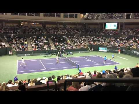 R. Federer S. Wawrinka VS E. Gulbis M. Raonic