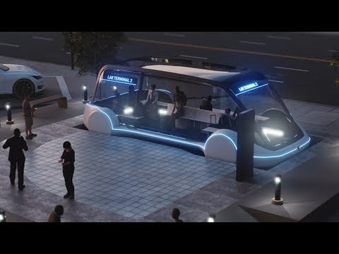 Elon Musk Urban loop and Future changing Hyperloop Explained | revolutionise public transport