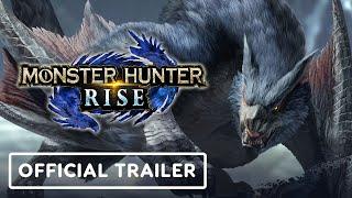 Monster Hunter: Rise - Official Trailer
