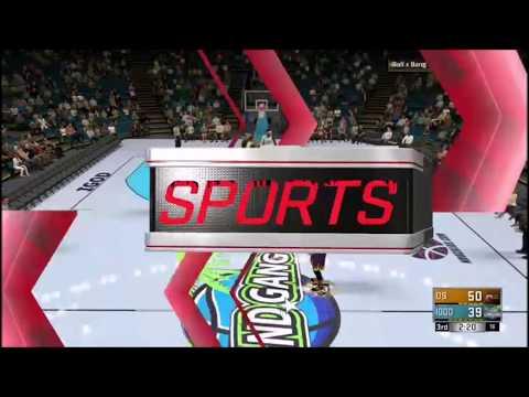 On Sight vs Island Gang NBA 2k Comp Games Mpba Season