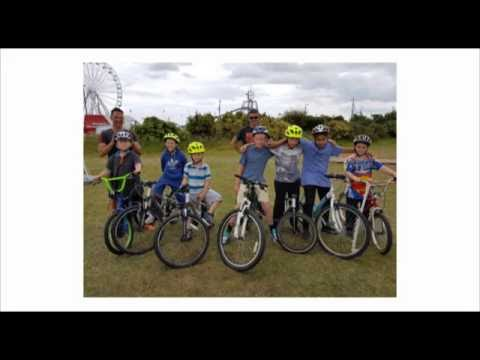 Great Yarmouth Bike Project Summer Activities Evaluation Promo