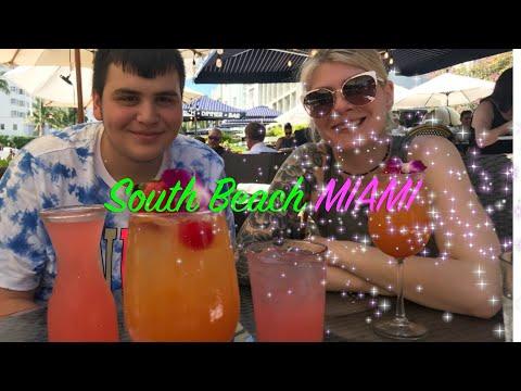 South Beach, Miami - June 2019