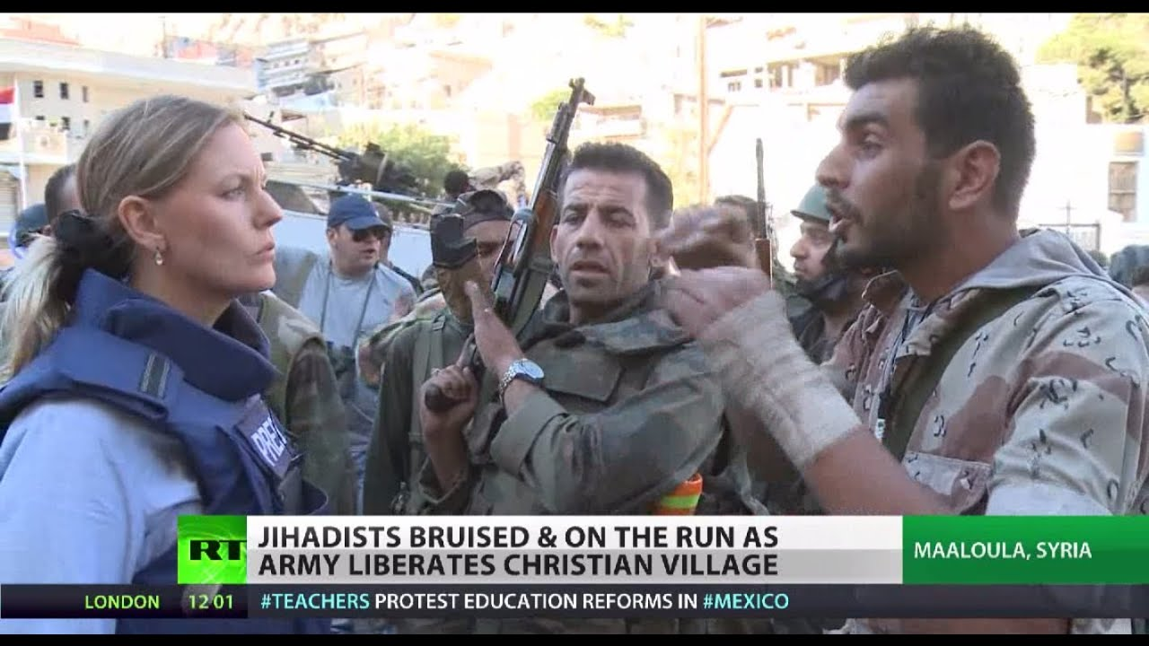 12d169264 Jabhat al-Nusra and Other Islamists Briefly Capture Historic Christian Town  of Ma'loula - Syria Comment