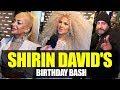 Shirin David, Katja, Kida, Ali Bumaye und Faye Montana bei Shirins Birthday Bash
