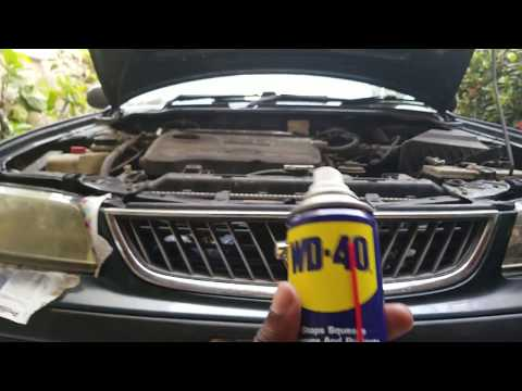 The TRUTH about using WD40 to clear up your discolored Headlights! -  Headlight Renovation