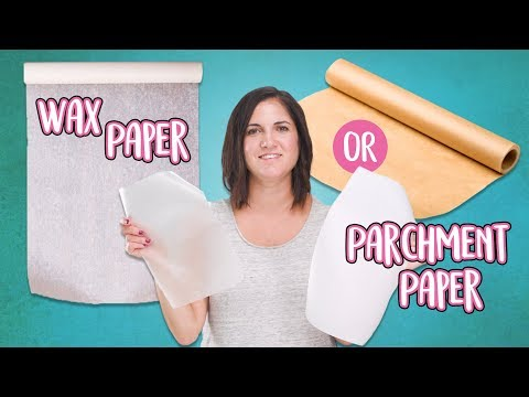 What Happens If You Use Wax Paper Instead of Parchment Paper? | Food 101 | Well Done