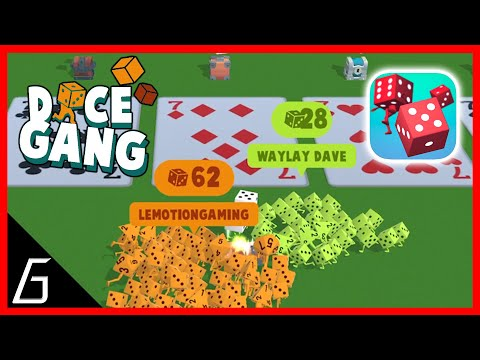 Dice Gang - Gameplay Part 1- First Victorys (iOS, Android)