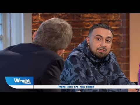 Great to see Adam Deacon back on the !! wrightstuff
