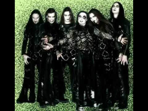 Cradle of Filth Fear of the Dark (REAL)