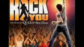 Musical - We Will Rock You ( Under Pressure)