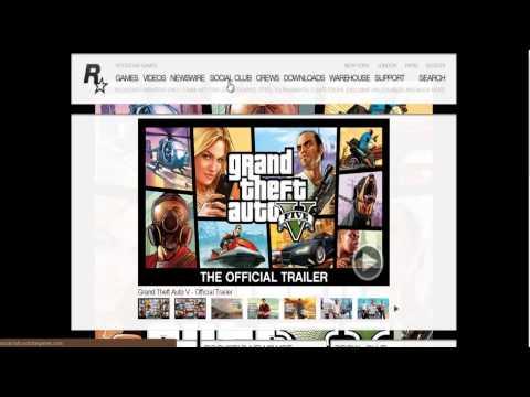 Tutorial Cuenta SocialClub Rockstargames
