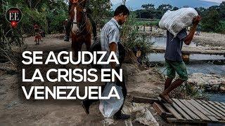 ONU: 1 de cada 4 venezolanos necesita asistencia humanitaria | Noticias | El Espectador