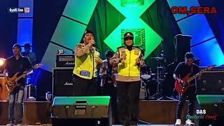 Gelandangan Cover Kundhori feat OM SERA~Polisi yang humanis buat suasana kondusif