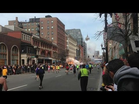 Boston Bombing Suspect Under Mind Control? (Extended Version)