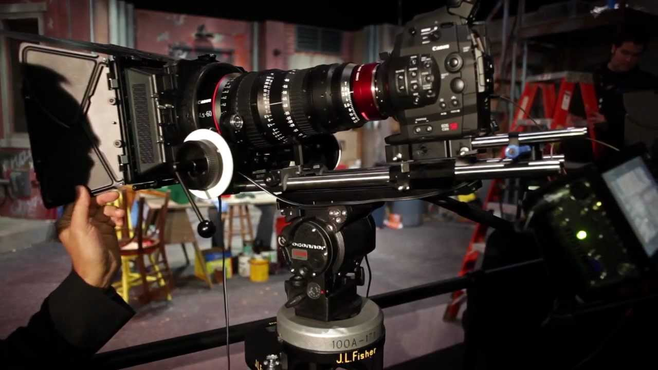 ARRI Pro Camera Accessories for Canon C300