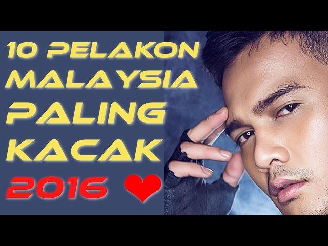 10 PELAKON MALAYSIA TERKACAK 2016 | 10TER