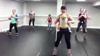Bounce Baby! Babywearing Dance Fitness Class