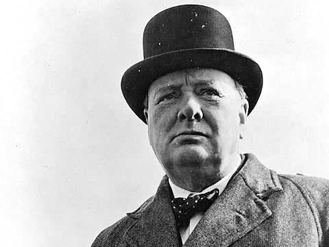 Churchill - United States of Europe