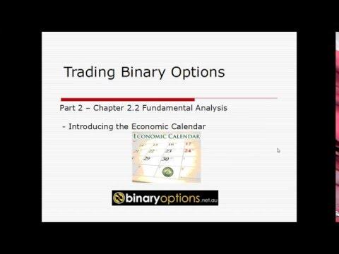 Economic Calendar: How to use