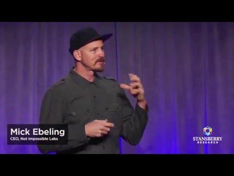 Mick Ebeling Pt. 1 - Vegas 2015