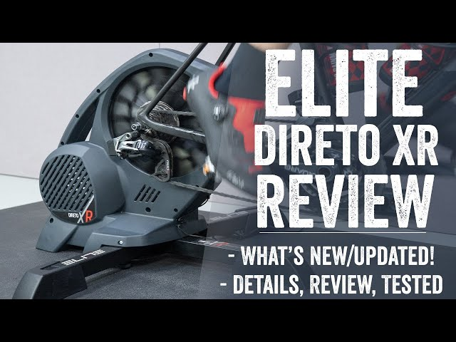 Elite Direto XR Smart Trainer Review // Details, Tested, Accuracy