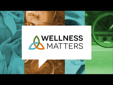 Wellness Matters: Wellness Through Therapy