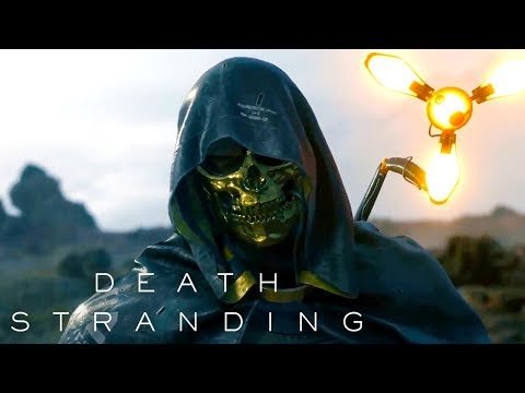 Death Stranding - Official TGS 2018 Full online | Troy Baker, Norman Reedus
