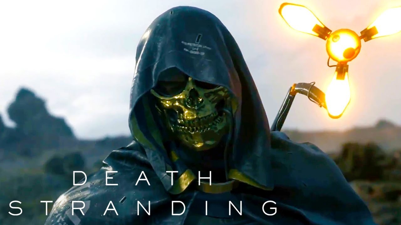 Death Stranding - Official TGS 2018 Trailer | Troy Baker, Norman Reedus thumbnail