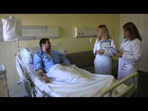Dentro de un servicio de farmacia hospitalaria