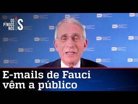 Análise: O Que Revelam Os E-mails De Anthony Fauci