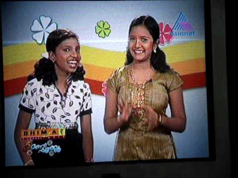 Sadhika Asianet Tv Anchor Youtube