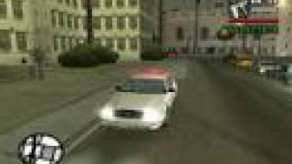 GTA SA ROYAL CANADIAN MOUNTED POLICE