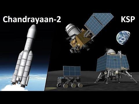 KSP - Chandrayaan 2 चन्द्रयान-२ - Breaking Ground