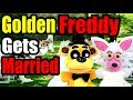 FNAF Plush - Golden Freddy Gets Married