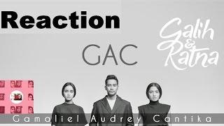 Galih & Ratna - GAC Reaction