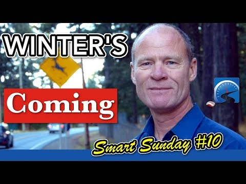Live Q&A about Winter Prep, Passing A Road Test, or Starting a CDL Career :: Smart Sunday #10